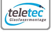 Teletec Glasfasermontage und LWL Montage